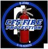 CFS Fire Protection, Inc. Logo.