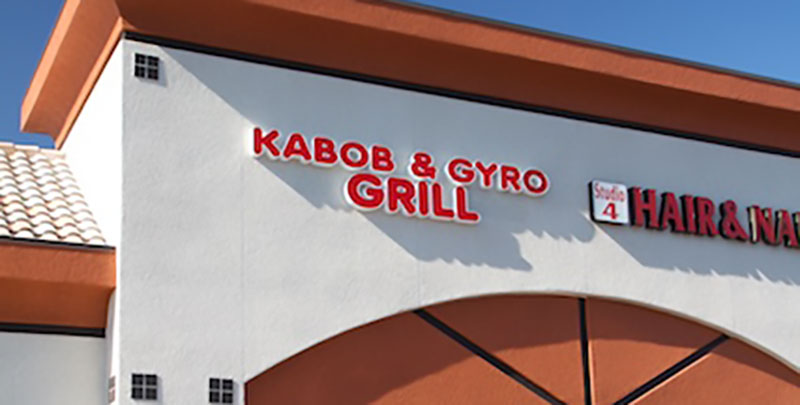 Fire Extinguisher Inspection & Annual Certification Service Customer Review By Review by Sal S., Owner of Kabob & Gyro Grill, Roseville, CA 95747.