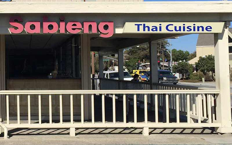 Fire Extinguisher, Kitchen & Sprinkler Inspection & Certification Service Customer Review by Tom, Owner of  Sabieng Thai Cuisine, Santa Cruz, CA 95060.