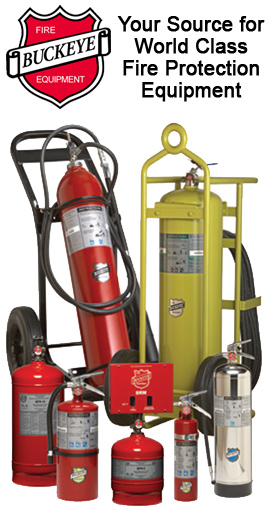 Fire Extinguisher Inspect Recharge Service | CFS Fire Protection, Inc.